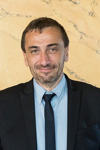 Paul-André Colombani - Paul-André Colombani, June 2017.