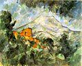 Paul Cézanne - Mont Sainte-Victoire and Chateau Noir (Bridgestone Museum).jpg