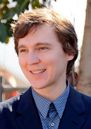 Love & Mercy (film) - Image: Paul Dano Cannes 2015