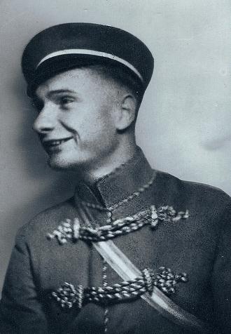 Paul G. Hahnemann - Paul G. Hahnemann as a student: summer 1930