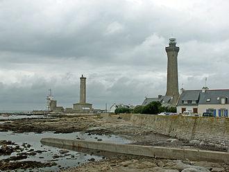 Point Penmarc'h - Phare d'Eckmuhl, at the end of Point Penmarc'h