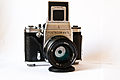 Pentacon Six TL Medium Format SLR Camera with Arsat C 80mm F2.8 Lens.jpg