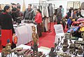 "People visiting the stalls at the inaugural function of the ""Aadi Mahotsav"", a mega fortnight-long National Tribal Festival, at Chandigarh on February 02, 2018.jpg"