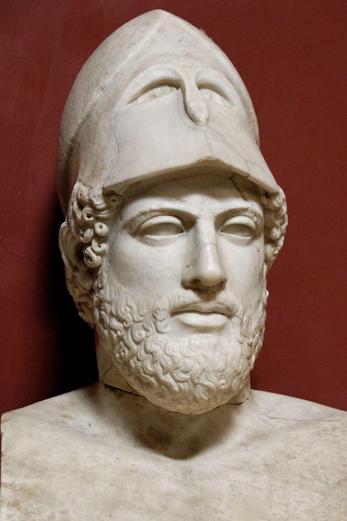 Древнегреческий полководец 5
