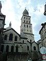 Perigueux Cathedrale St Front vue latérale.jpg