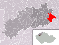 Location of Peruc