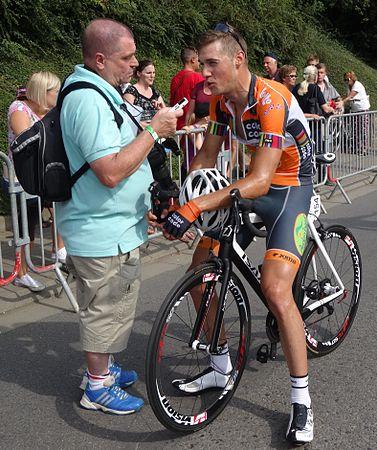 Perwez - Tour de Wallonie, étape 2, 27 juillet 2014, arrivée (C18).JPG