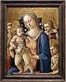 Pesellino, madonna col bambino e san giovannino, 1455 ca.jpg
