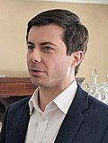 Pete Buttigieg in February 2019