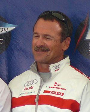 Peter Holmberg - Peter Holmberg in 2009.