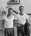 Peter Bots and Max Alwin 1964b.jpg