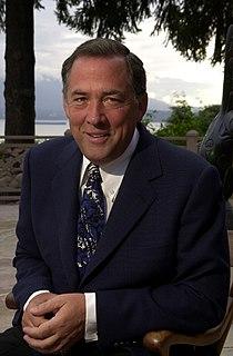 Peter M. Brown Canadian businessman