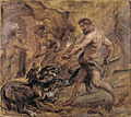 Peter Paul Rubens - Hercules and Cerberus, 1636.jpg