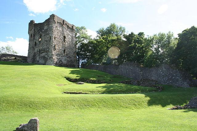 Peveril Castle