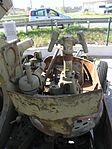 Pezzo artiglieria surplus, Ferro Polesine Rovigo 06.JPG