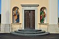 Pfarrkirche hll. Petrus und Paulus, Birkfeld 02 - portal.jpg