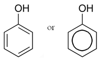 Phenols - Phenol - the simplest of the phenols.