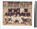 Philadelphia Baseball Club, 1887, Capt. Irwin, Maul, McGuire, Wood, Fogarty, Ferguson, Buffinton, Farrar, Gunning, H. Wright, Clements, Bastian, Mulvey (NYPL b13537024-56284).jpg