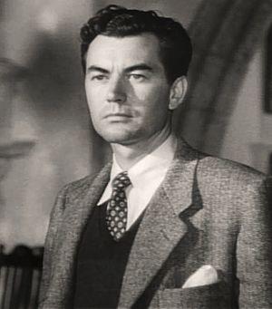 Philip Friend - Philip Friend in Thunder on the Hill (1951) trailer
