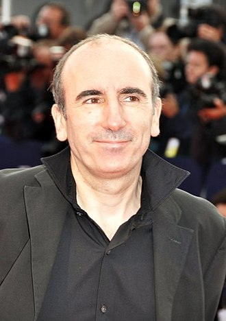 Philippe Harel - Harel at the 2009 Deauville American Film Festival