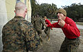 Photo Gallery, Marine recruits train in chemical warfare on Parris Island 141209-M-FS592-798.jpg