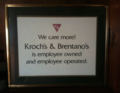 Photograph of Kroch's & Brentano's sign.png