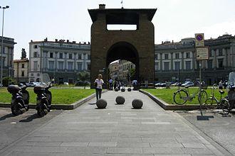 Viali di Circonvallazione - Piazza Beccaria