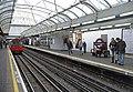 Piccadilly Line platform, Hammersmith, London - geograph.org.uk - 1169450.jpg