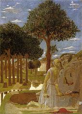 San Girolamo penitente (1450)