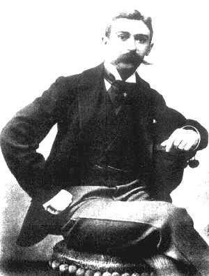 Demetrius Vikelas - Pierre de Coubertin