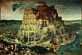 Pieter Bruegel the Elder - The Tower of Babel (Vienna) - Ravensburger Puzzle 5000.jpg