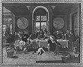 Pieter Coecke van Aelst (Replik) - Das letzte Abendmahl - 1479 - Bavarian State Painting Collections.jpg