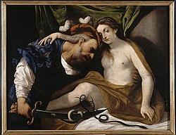 Pietro della Vecchia - Tiresias transformed into a woman.jpg