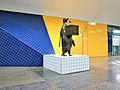 Pingvinen på Aspuddens tunnelbanestation.jpg