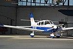 Piper PA 28 OE-DKT Flugplatz Stockerau 2014.jpg