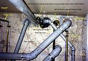 Piping floor penetrations nortown casitas