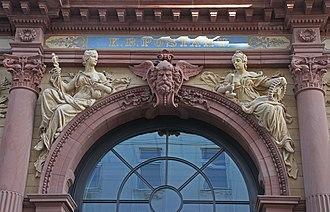 Pirmasens - Old Postal Building