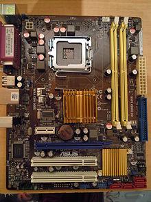 Armar PC - Componentes