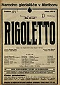 Plakat za predstavo Rigoletto v Narodnem gledališču v Mariboru 19. aprila 1928.jpg