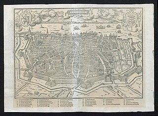 Plan van Antwerpen
