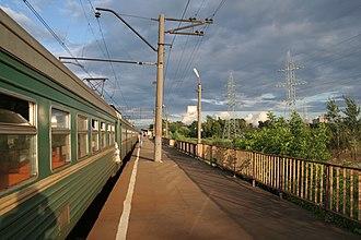 Molzhaninovsky District - Planernaya Rail Station, Molzhaninovsky District