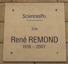 Plaque René Rémond IEP de Paris.jpg