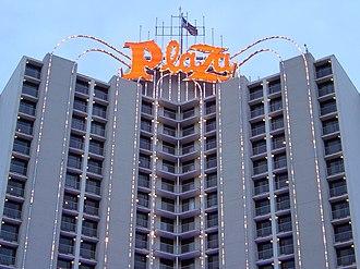 Plaza Hotel & Casino - Image: Plaza Hotel & Casino