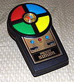 Pocket Simon by Milton Bradley, Copyright 1980, Made in the USA (Handheld Electronic Game).jpg
