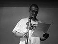 Poetes recitant a l'Horiginal de Barcelona el 2007 15.JPG