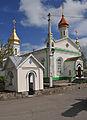 Poltava Zdvyzhensky monastery Trapezna church DSC 1423 53-101-0518.JPG