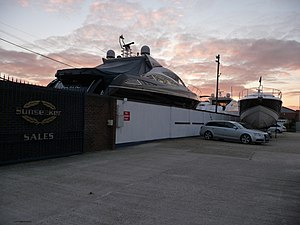 Sunseeker - The Sunseeker Fire Assembly Point.