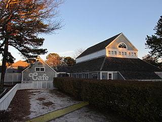 New Seabury, Massachusetts Census-designated place in Massachusetts, United States