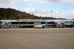 Jackson International AirportPort lotniczy Port Moresby