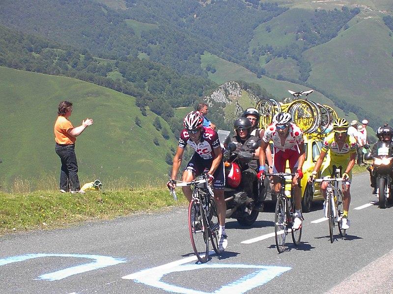 Tour 2007 en Larrau
